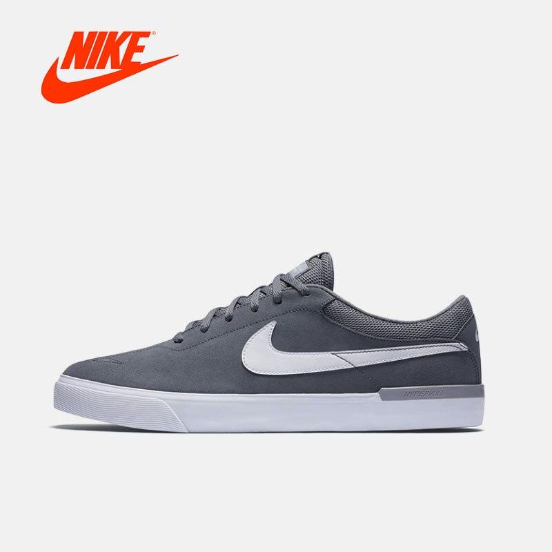 Original New Arrival Authentic  Nike  SB KOSTON HYPERVULC Mens Skateboarding Shoes Sneakers Classique Comfortable black coffee leeds
