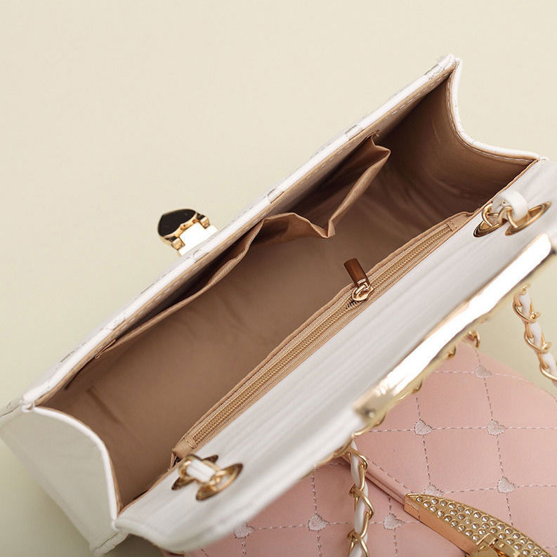 51513f2b71 2015 Korean Lady Women Hobo PU Leather Messenger Handbag Shoulder Bag Totes  Purse-in Shoulder Bags from Luggage   Bags on Aliexpress.com