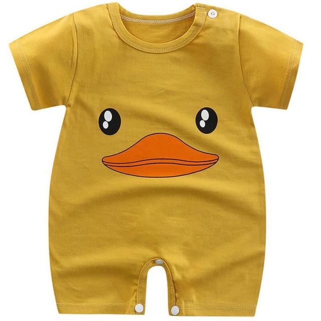 425be3b6cd34 New born baby clothes jumpsuit baby boy romper newborn babyboy ...