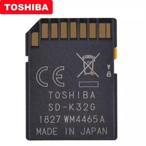 Image 3 - Original TOSHIBA High Speed Speicher SD N203 32G 64G 128G U1 SD Karte Unterstützung Full HD Schießen für Canon Nikon Digital SLR Kamera