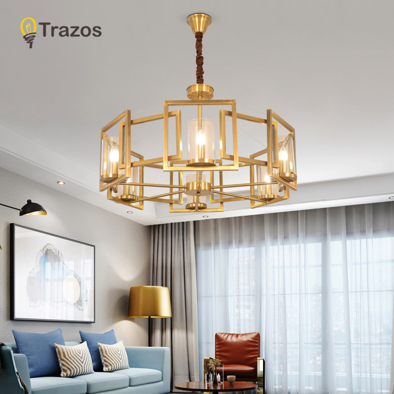 Moderne LED Double Spirale Or Lustre Éclairage pour Foyer Escalier Escalier Chambre Hôtel HallCeiling Suspension Suspension