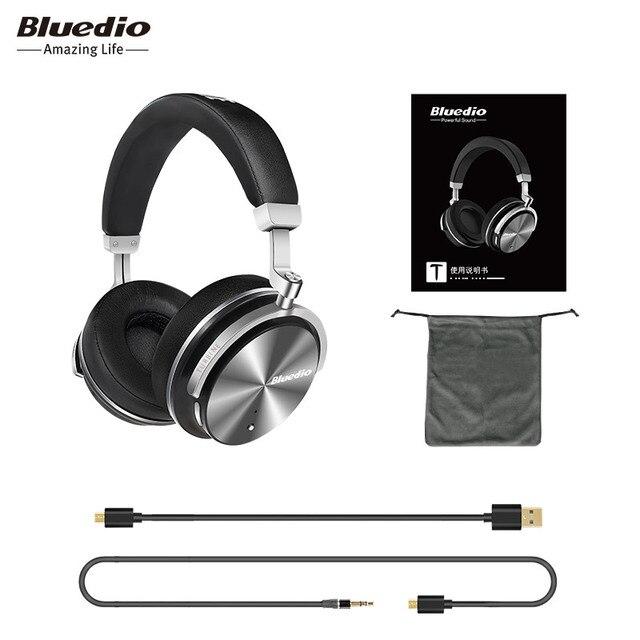cd0bfa76e26 columns bluetooth speakers Bluedio T4S BT4.2 Active Noise Cancelling  Wireless Bluetooth Headphones wireless Headset