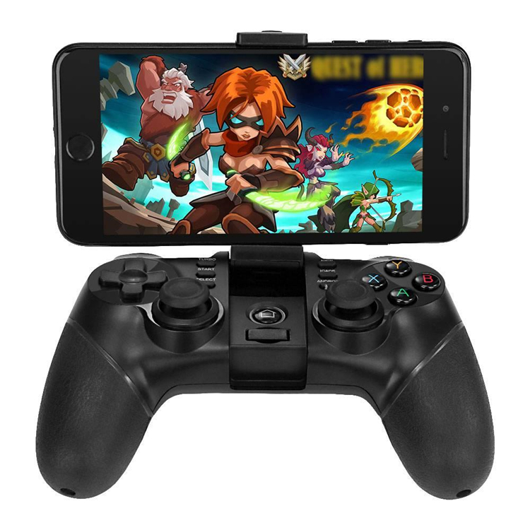 IPega PG-9076 PG 9076 Bluetooth Gamepad für Playstation3-controller mit Halter für Android/iOS/Windows Smartphone Tablet PC