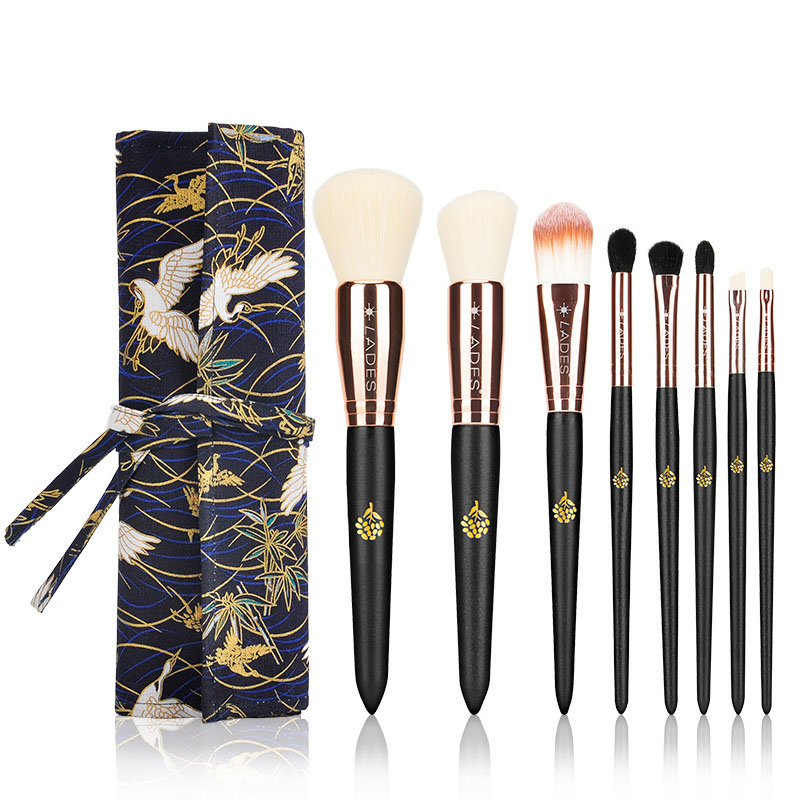 Professional Makeup Artist Brush Tool Kit Foundation Blending Powder Eyeshadow Contour Concealer Blush Cosmetic Makeup Tool sx01 new store free shipping beauty and the beast rose gold makeup brush cosmetic brush woman gift eyeshadow contour concealer
