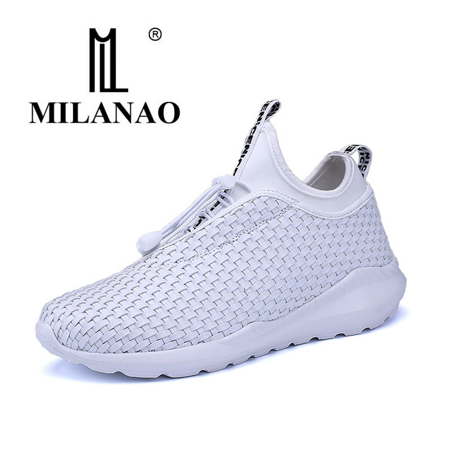 25e873adb97b4 MILANAO 2017 Cushioned Running Shoes for Men Sneakers Summer Breathable  male Sports Shoes Jogging Trainers running Shoes