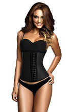 Best quality Waist Trainer 100 Latex Rubber Corsets Body Shapers Women Underbust Steel Bone Fajas Waist