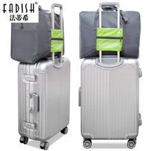 Foldable Nylon Luggage Travel Bag Bag Women and Men Canvas Nylon Folding Travel Bag Handbag Travel Nylon Foldable