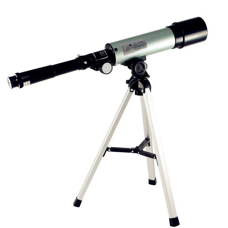 Astronomical Telescopes Monocular F36050 60X Zoom professional telescopio astronomic HD Telescope Space Spotting Scope 360 50mm