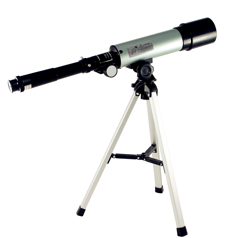 Astronomiska teleskop professionella monokulära 60X Zoom F36050 teleskopisk astronomisk HD Teleskop Space Spotting Scope 360 ​​/ 50mm