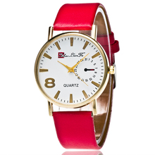Couple Lover Watches Quartz Dial Sport Clock Men Women Casua