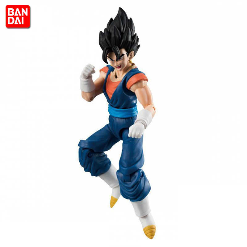 "Japão Anime ""Dragon Ball Z"" Original BANDAI SHODO SHOKUGAN Vol.6 Action Figure-Vegetto (9cm de altura)"