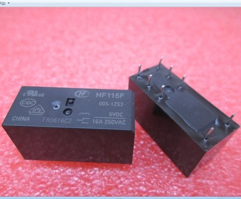 HOT NEW relay HF115F-005-1ZS3 JQX-115F-005-1ZS3 HF115F-005-1ZS3-5VDC JQX-115F HF115F 005-1ZS3 5VDC DC5V 5V 16A relay DIP8 фото