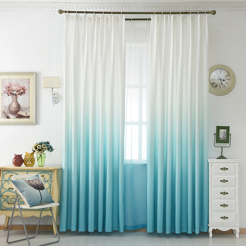 Bon Modern Rainbow Colorful Window Blackout Curtains For Living Room Kids  Bedroom Door Curtains For Children 3D Curtain Drapes Tende In Curtains From  Home ...