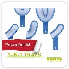 3 в 1 лотки стоматологические материалы стоматологических одноразовые