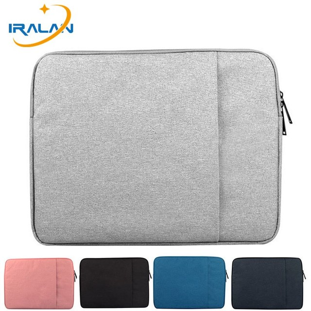 2019 hot Notebook Sleeve Bag For Apple Macbook Air Pro Retina 11 12 13 15 15.6 Cover For xiaomi Lenovo 12.5 13.3 14 Laptop case