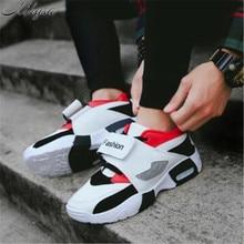 Z166 Breathable Non-Slip Sneakers Footwear
