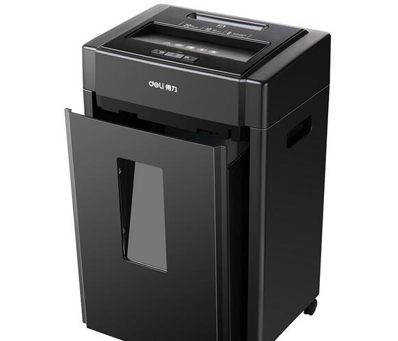 9904 déchiqueteuse de papier électrique bureau 20L volume 220-230VAC 240 W 8 pièces arrêt automatique déchiqueteuse de papier type de tiroir
