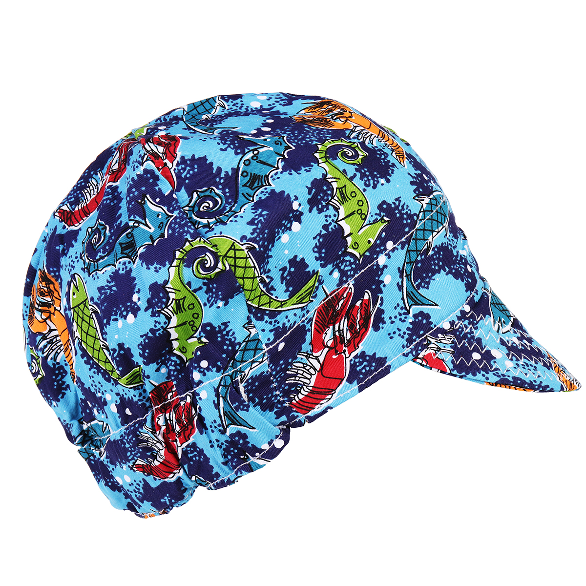Хлопок поглощение пота сварочная Крышка шляпа применение к сварке защиты на рабочем месте безопасности поставки защитный сварочный шлем