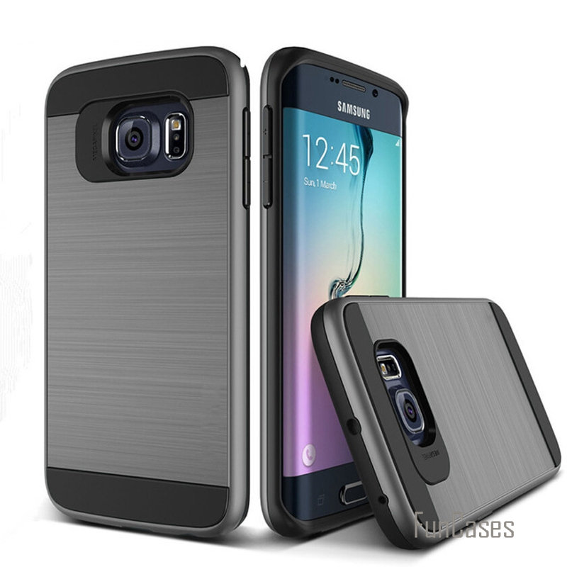 for samsung s7 smart case V5 brand phone case plastic silicone armor case for samsung galaxy s7 phone covers bags capa fundas (*