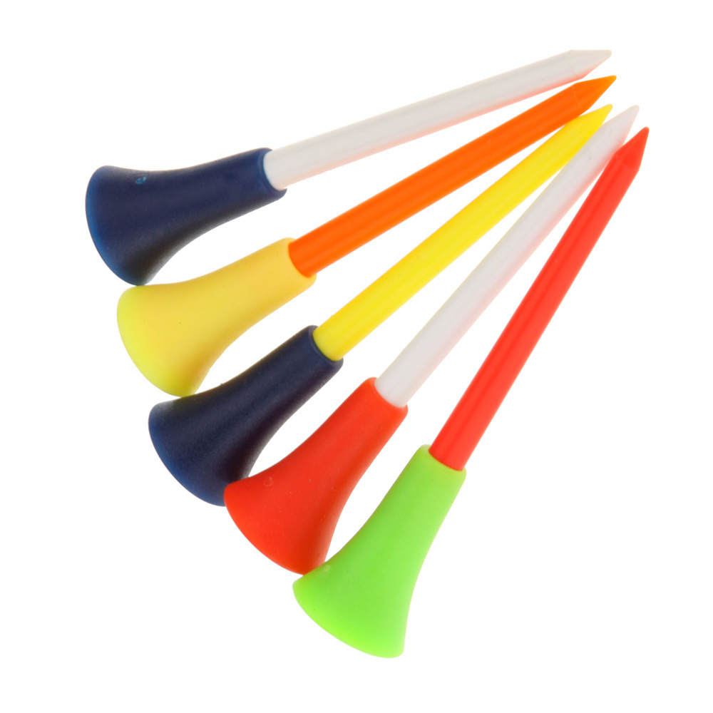 GOG Cushion Top Golf-Accessories Rubber Plastic Multi-Color Durable 30pcs/Pack title=