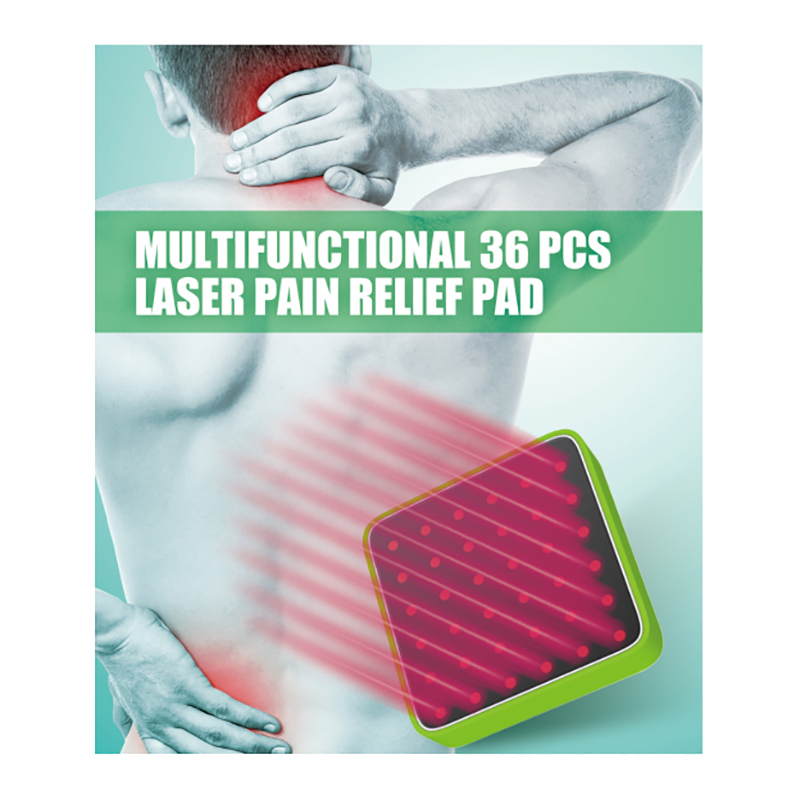 ATANG 2018 New Multifunctional 36PCS Cold Laser Physiotherapy Back Pain Equipment Knee Arthritis Prostatiti Treatment Waist Gift in Massage Relaxation from Beauty Health