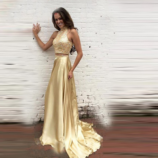 Fitted Prom Dresses with Cut Out