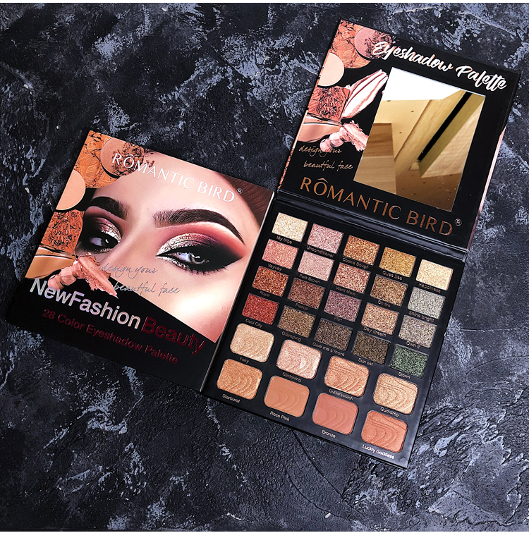 Beauty & Health 1 Colors Matte Shimmer Earth Warm Color Eyeshadow Palette Makeup Eye Shadow Multicolor Glitter Eye Shadow Palette We Take Customers As Our Gods