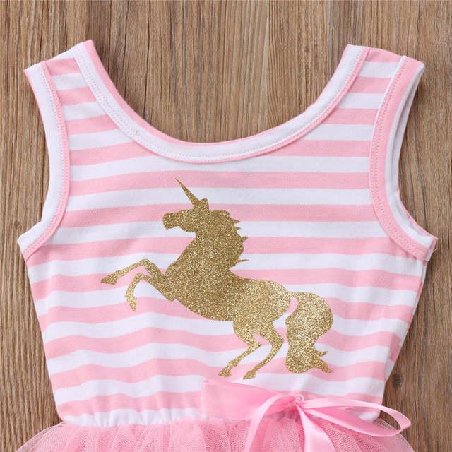 0cef3970ed2f Online Shop Summer Baby Girls Bow Dresses 2018 Kids Girl Sleeveless ...