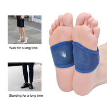 1 pair Support Heel Spurs Plantar Fasciitis Foot pad Cushion