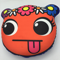 Cute Emoji Baby Pillow Kawaii Smiley Babies Bedroom Decorative Cushion Children Stuffed Toy Kids Emotional Smile Face Pillows