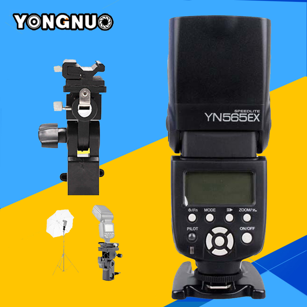 Yongnuo YN565EX TTL Flash Speedlite YN565EX Flash Speedlight For Nikon d7100 d3100 d5300 d7000 d90 d5200 d7200 d750 d3200 Camera 2017 triopo tr 586ex flash ttl speedlite wireless speedlight suit for nikon d750 d700 d7100 camera as yongnuo yn 568ex