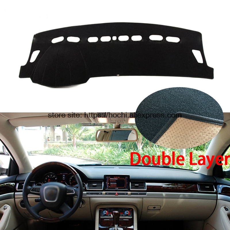 Aliexpress.com : Buy For Audi A8 2008 2009 Double Layer