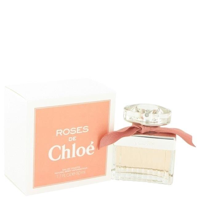 Chloe 511669 Roses De Chloe by Chloe Eau De Toilette Spray 1.7oz духи chloe roses de edt 5ml