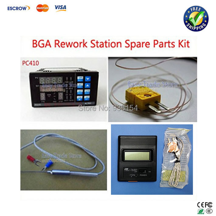 цены BGA reballing kits for IR6000 BGA Rework Station, PC410, Original Omega Wire, TM-902C, Thermocouple WIre