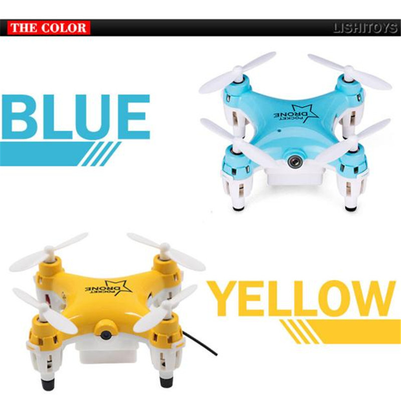 High Quality L6058W 2.4G 4CH 6Axis RC 3D Roll Quadcopter Mini Pocket Drone WiFi Camera FPV Dorp Shipping