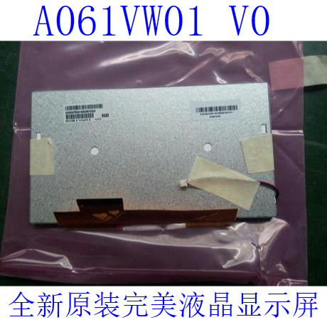 Original package original 6.1 inch LCD V0 A061VW01 can be equipped with touch screen купить