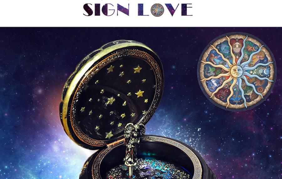 12 Constellation Music Box (5)