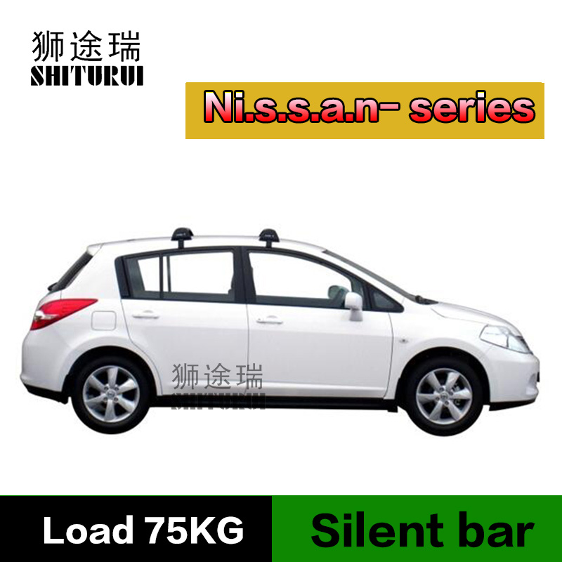 SHITURUI For Nissan March Murano Navara Qashqai Sunny Teana D40 ultra quiet truck roof bar car special aluminum alloy belt lock carburetor carb for nissan a12 cherry pulsar vanette truck datsun sunny b210 pulsar truck 16010 h1602 16010h1602 16010 h1602