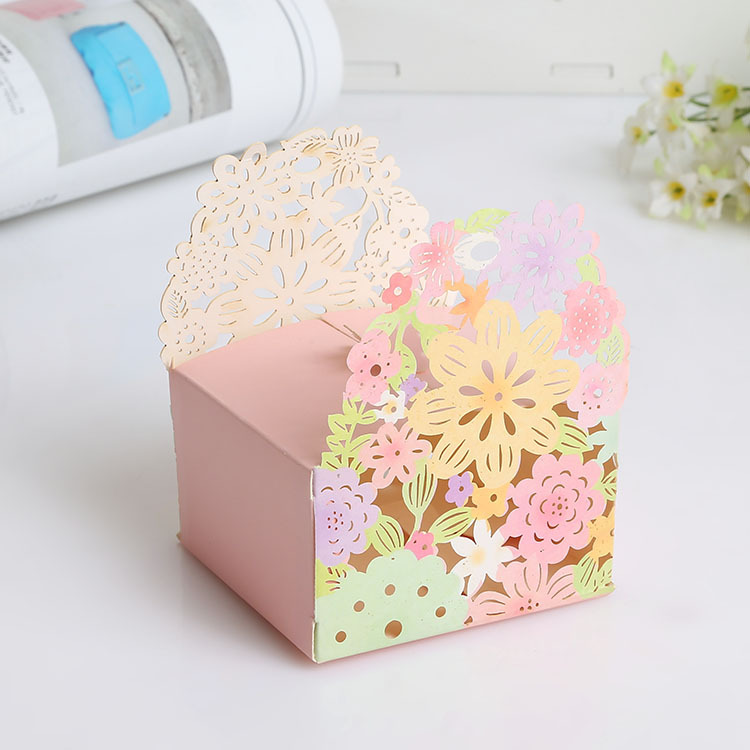 50 Pieces/lot European Cute Pink Romantic Bridal Wedding