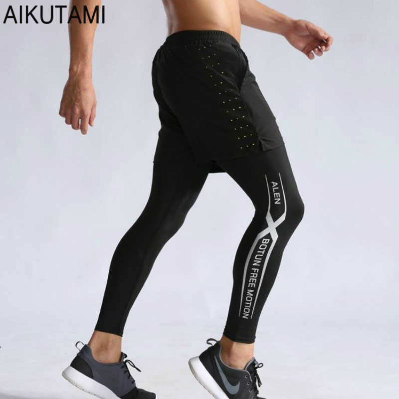 men's workout leggings with shorts