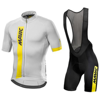 2017 Newest Edition Short Sleeve Cycling Kit Summer Cycling Set Jersey With 4d Gel Pad Ropa