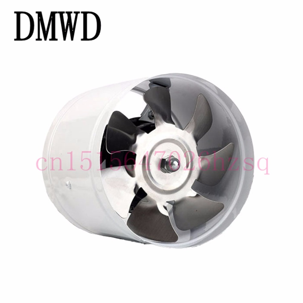 DMWD Bi-directional interface kitchen ventilator low volume Durable corrosion resistance Copper leaf exhaust fans 150mm moahmed ghoniem corrosion inhibitors for archaeological copper