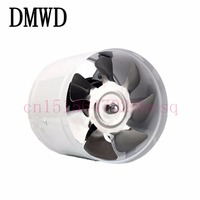 Kitchen Ventilator Bi Directional Interface Low Volume Durable Corrosion Resistance Copper Leaf Exhaust Fans