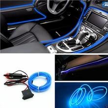 Car Interior Atmosfera Luci Per Volkswagen VW Polo Passat B5 B6 CC Golf 4 5 6 7 Touran T5 Tiguan bora Scirocco