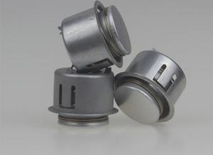 Image 1 - Ücretsiz kargo 50 adet/grup elektrikli ocak sıcaklık kontrol, manyetik çelik yuvarlak sıcaklık Limiter termostat