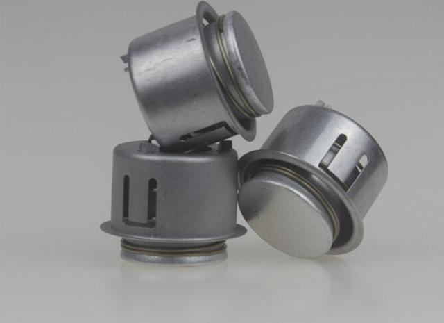 Ücretsiz kargo 50 adet/grup elektrikli ocak sıcaklık kontrol, manyetik çelik yuvarlak sıcaklık Limiter termostat