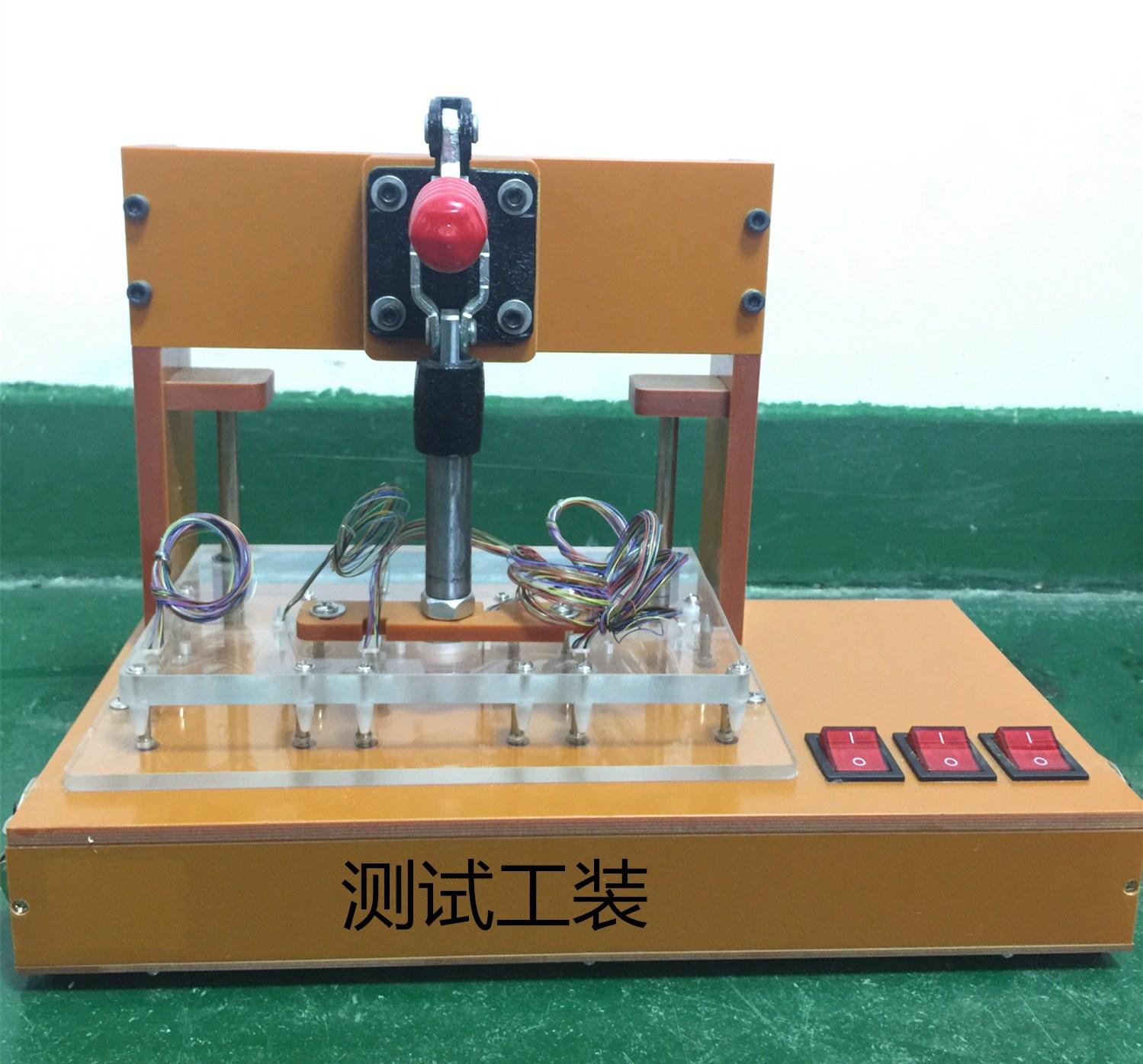 Pcb Circuit Board Testing Jig Test Fixture Bakelite Factory Direct Sale Rack Bluetooth Module Function Organic