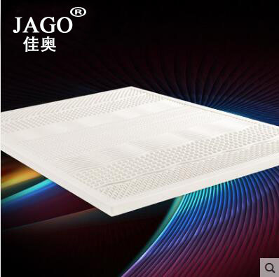 JAGO 6CM High Quality Bed Mattress Soft and Comfortable Natural Breathable Latex Mattress e0980  high quality comfortable and