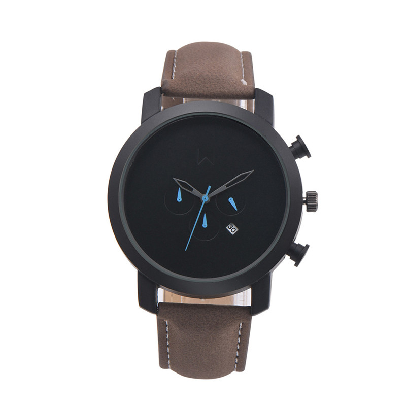 Mens Watches Top Brand Luxury Retro Design Leather Band Analog Alloy Quartz Wrist Watch reloj hombre free shipping luxury brand men watches retro design leather band analog alloy quartz round wrist watch creative mens clock reloj hombre july31