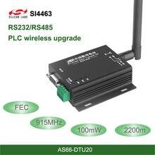 Rs485 rs232 интерфейс si4463 915 МГц беспроводной приемопередатчик
